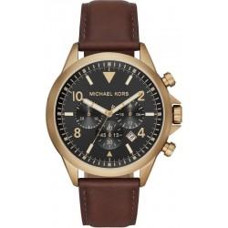 Купить Michael Kors Мужские Часы Gage MK8785 Хронограф
