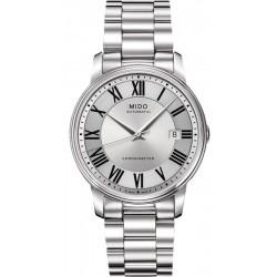Купить Mido Мужские Часы Baroncelli III COSC Chronometer Automatic M0104081103309