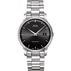 Купить Mido Мужские Часы Baroncelli III COSC Chronometer Automatic M0104081105100