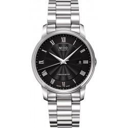 Купить Mido Мужские Часы Baroncelli III COSC Chronometer Automatic M0104081105300