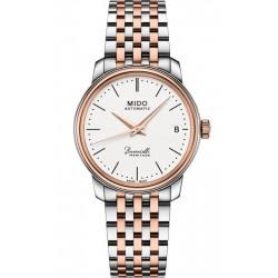 Купить Mido Женские Часы Baroncelli III Heritage M0272072201000 Автоматический