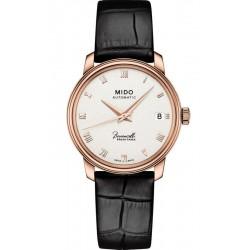 Купить Mido Женские Часы Baroncelli III Heritage M0272073601300 Автоматический