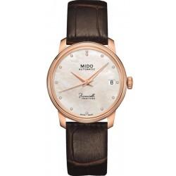 Купить Mido Женские Часы Baroncelli III Heritage M0272073610600 Автоматический