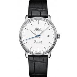 Купить Mido Мужские Часы Baroncelli III Heritage M0274071601000 Автоматический