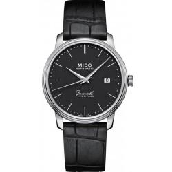 Купить Mido Мужские Часы Baroncelli III Heritage M0274071605000 Автоматический