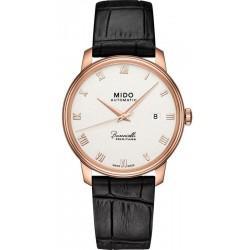 Купить Mido Мужские Часы Baroncelli III Heritage M0274073601300 Автоматический