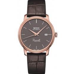 Купить Mido Мужские Часы Baroncelli III Heritage M0274073608000 Автоматический