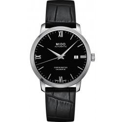 Купить Mido Мужские Часы Baroncelli III COSC Chronometer Automatic M0274081605800