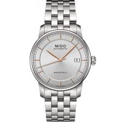 Купить Mido Мужские Часы Baroncelli II M86004101 Автоматический