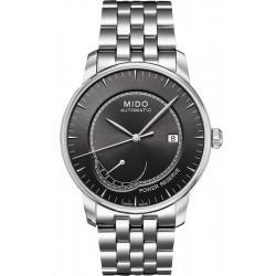 Купить Mido Мужские Часы Baroncelli II Power Reserve Automatic M86054131