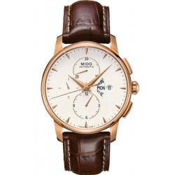 Купить Mido Мужские Часы Baroncelli II M860731182 Автоматический Хронограф