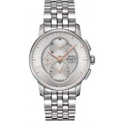 Купить Mido Мужские Часы Baroncelli II M86074101 Автоматический Хронограф