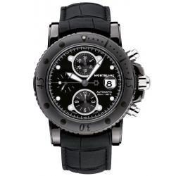 Купить Montblanc Sport Chronograph Automatic Мужские Часы 104279