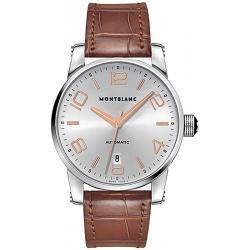 Купить Montblanc TimeWalker Automatic Мужские Часы 105813