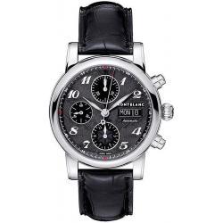 Купить Montblanc Star Chronograph Automatic Мужские Часы 106467