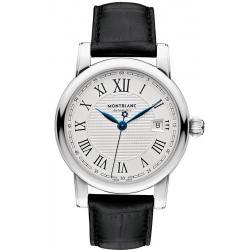 Купить Montblanc Star Date Automatic Мужские Часы 107114