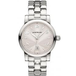 Купить Montblanc Star Date Quartz Мужские Часы 108761