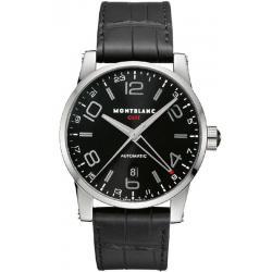 Купить Montblanc TimeWalker GMT Automatic Мужские Часы 36065