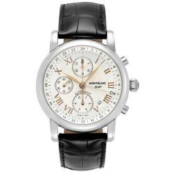 Купить Montblanc Star Chronograph GMT Automatic Мужские Часы 36967
