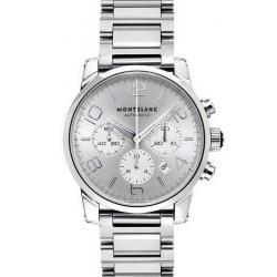 Купить Montblanc TimeWalker Chronograph Automatic Мужские Часы 9669