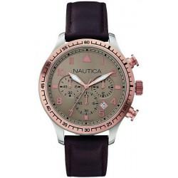 Купить Nautica Мужские Часы BFD 105 A17656G Хронограф
