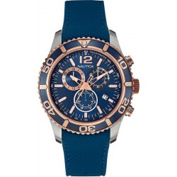 Nautica Мужские Часы NST 09 NAI16502G Хронограф