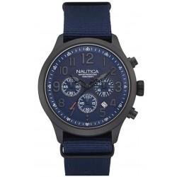 Nautica Мужские Часы NCC 01 NAI16513G Хронограф