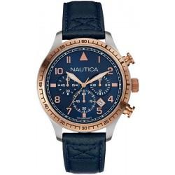 Купить Nautica Мужские Часы BFD 105 NAI17500G Хронограф