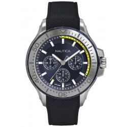 Купить Nautica Мужские Часы Auckland NAPAUC003 Многофункциональный