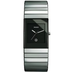 Купить Rado Мужские Часы Ceramica Quartz R21826222