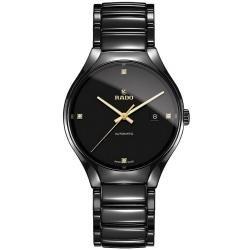 Купить Rado Мужские Часы True Automatic Diamonds R27056712 Керамика