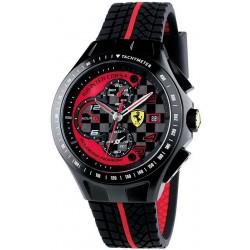 Купить Scuderia Ferrari Мужские Часы Race Day Chrono 0830077