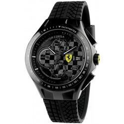 Купить Scuderia Ferrari Мужские Часы Race Day Chrono 0830105