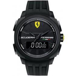 Купить Scuderia Ferrari Мужские Часы Aerodinamico Chrono 0830122