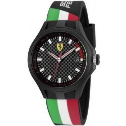 Купить Scuderia Ferrari Мужские Часы Pit Crew 0830131