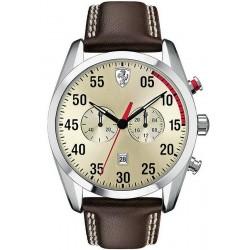 Купить Scuderia Ferrari Мужские Часы D50 Chrono 0830174