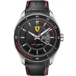 Купить Scuderia Ferrari Мужские Часы Gran Premio 0830183
