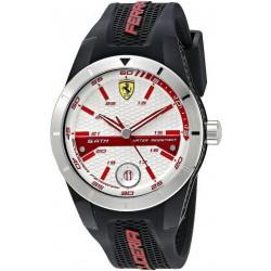 Купить Scuderia Ferrari Мужские Часы Red Rev 0830250
