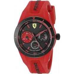 Купить Scuderia Ferrari Мужские Часы Red Rev 0830258