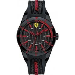 Купить Scuderia Ferrari Мужские Часы Red Rev 0840004