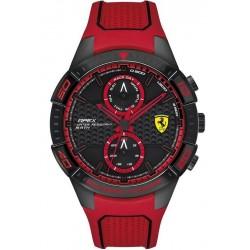 Купить Scuderia Ferrari Мужские Часы Apex 0830639 Многофункциональный