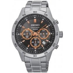 Купить Seiko Мужские Часы Neo Sport SKS521P1 Хронограф Quartz