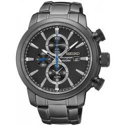 Купить Seiko Мужские Часы Neo Sport Alarm Chronograph Quartz SNAF49P1