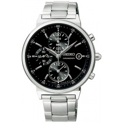 Купить Seiko Унисекс Часы Neo Classic SNDW49P1 Хронограф Quartz