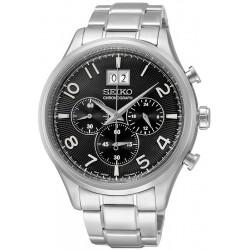 Купить Seiko Мужские Часы Neo Sport SPC153P1 Хронограф Quartz