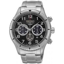 Купить Seiko Мужские Часы Neo Sport SRW037P1 Хронограф Quartz