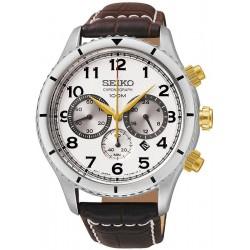 Купить Seiko Мужские Часы Neo Sport SRW039P1 Хронограф Quartz