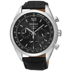 Купить Seiko Мужские Часы Neo Sport SSB097P1 Хронограф Quartz