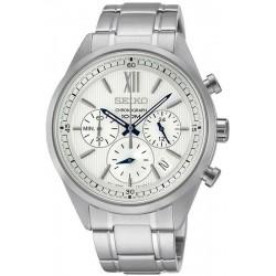 Купить Seiko Мужские Часы Neo Sport SSB153P1 Хронограф Quartz