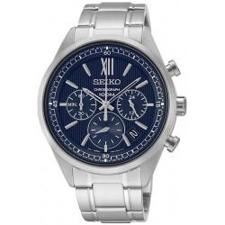Купить Seiko Мужские Часы Neo Sport SSB155P1 Хронограф Quartz